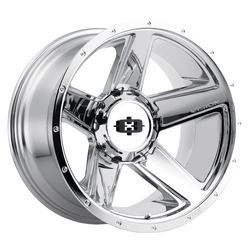 Vision Wheels Empire - Chrome
