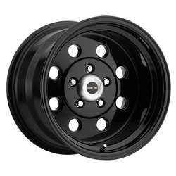 Vision Wheels Street Lite - Gloss Black