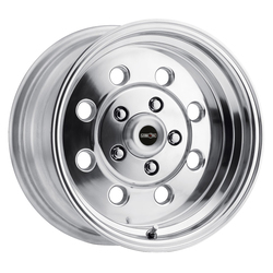 Vision Wheels Street Lite - Polished Rim - 15x7