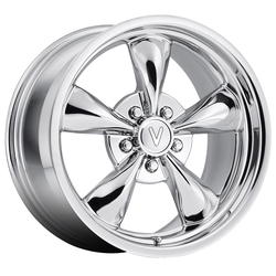Replica Wheels Mustang Bullet - Chrome