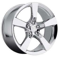 Replica Chevrolet Camaro - Chrome
