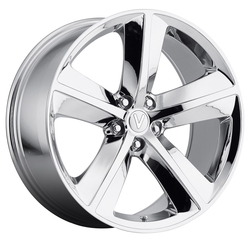 Replica by Voxx Wheels Dodge Challenger - Chrome Rim