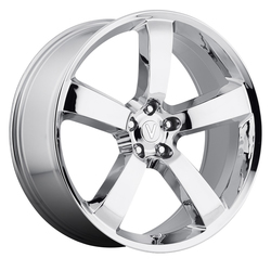 Replica by Voxx Wheels Dodge Charger - Chrome Rim