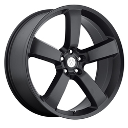 Replica Wheels Dodge Charger - Matte Black