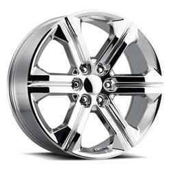 Replica by Voxx Wheels Denali 3 - Chrome Rim