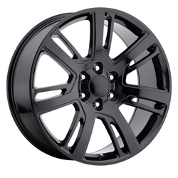 Replica by Voxx Wheels Escalade Platinum - Gloss Black Rim