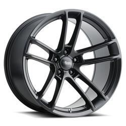Replica by Voxx Wheels Hellcat Widebody 2 - Matte Black Rim