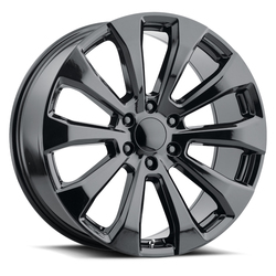 Replica Wheels High Country - Gloss Black
