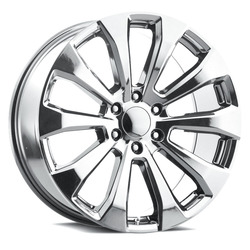 Replica by Voxx Wheels High Country - Polished Rim
