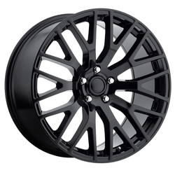 Replica Wheels Mustang Performance - Gloss Black