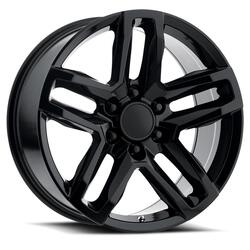 Replica by Voxx Wheels Trail Boss - Gloss Black Rim