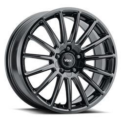 Voxx Wheels Casina - Gloss Black Rim - 18x8