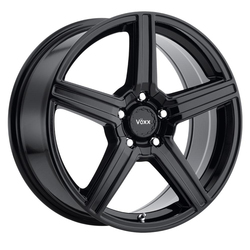 Voxx Wheels Como - Gloss Black Rim - 15x6.5