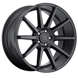 Voxx Wheels Danza - Matte Black Rim - 21x9