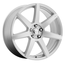 Voxx Wheels Divo - Silver Rim