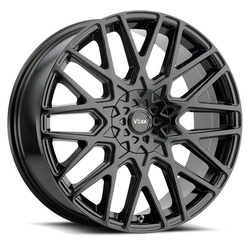 Voxx Wheels Forti - Gloss Black Rim - 20x8.5