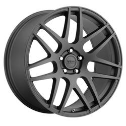 Voxx Wheels Leggero - Matte Dark Titanium Rim