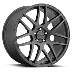 Voxx Wheels Leggero - Matte Dark Titanium Rim - 18x9.5