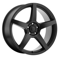 Voxx Wheels MGA - Matte Black Rim - 18x8