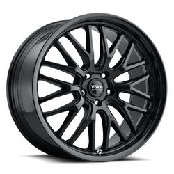 Voxx Wheels Masi - Gloss Black Rim - 20x9
