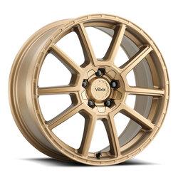 Voxx Wheels Monte - Bronze Rim