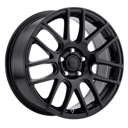 Voxx Wheels Nova - Gloss Black Rim - 18x8