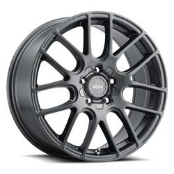 Voxx Wheels Orso - Gun Metal Rim - 15x7