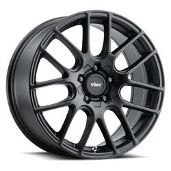 Voxx Wheels Orso - Matte Black Rim - 15x7