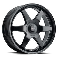 Voxx Wheels Riva - Matte Black Rim - 20x8.5