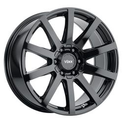 Voxx Wheels Vento - Gloss Black Rim