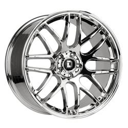 Drag Wheels DR37 - Chrome Rim