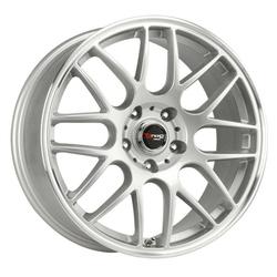 Drag Wheels DR37 - Silver Rim