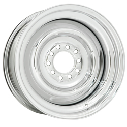 Wheel Vintiques 22 Series Solid - Chrome Rim - 15x5
