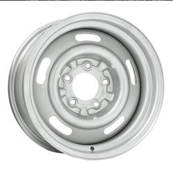 Wheel Vintiques 30 Series Corvette Rallye - Silver Rim