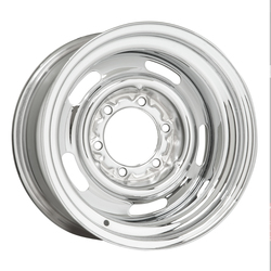 Wheel Vintiques 31 Series GM Pickup Rallye - Chrome Rim