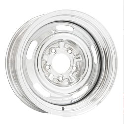 Wheel Vintiques 32 Series Corvette Rallye - Chrome Rim - 15x5