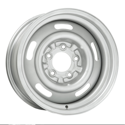 Wheel Vintiques 33 Series 5 Lug Pikup Rallye - Chrome Rim