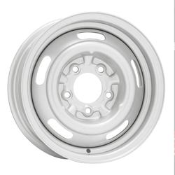 Wheel Vintiques 34 Series Camaro Rallye - Silver Rim