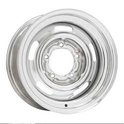 Wheel Vintiques 43 Series 5 Lug Pickup Rallye - Chrome Rim