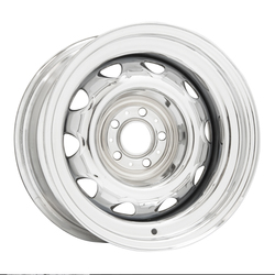 Wheel Vintiques 48 Series Chrysler Ralley - Chrome Rim