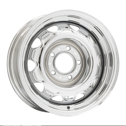 Wheel Vintiques 49 Series Chrysler Ralley - Chrome Rim