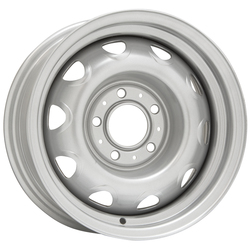 Wheel Vintiques 56 Series Chrysler Rallye - Silver Rim