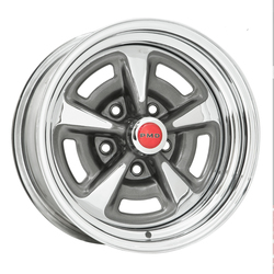 Wheel Vintiques 60 Series Pontiac Rallye II - Chrome Rim