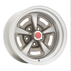 Wheel Vintiques 60 Series Pontiac Rallye II - Silver
