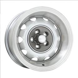 Wheel Vintiques Wheel Vintiques 61 Rallye - Silver - 14x8