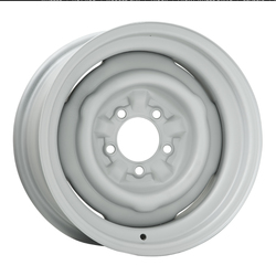 Wheel Vintiques 62 Series OE Chevy - Ford - Primer - 15x7