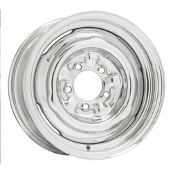 Wheel Vintiques 64 Series OE Chevy-Ford - Chrome
