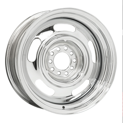 Wheel Vintiques 68 Series Chevy Rallye - Chrome Rim - 16x10