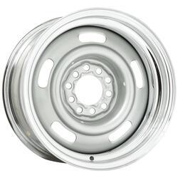 Wheel Vintiques 39 Series - Chrome Rim - 15x6