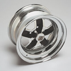 Wheel Vintiques 58 Series - Chrome Rim - 14x7